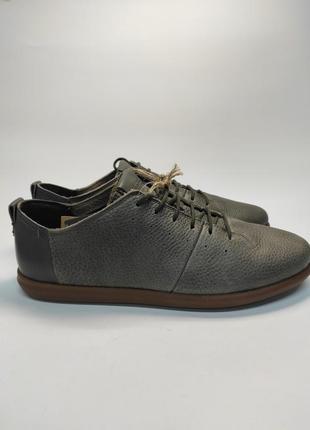 Кроссовки кожаные geox новые оригинал италия кеды туфли