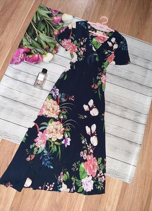 Шикарное платье миди