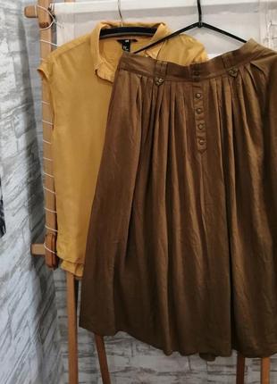Красивая юбка st. michael