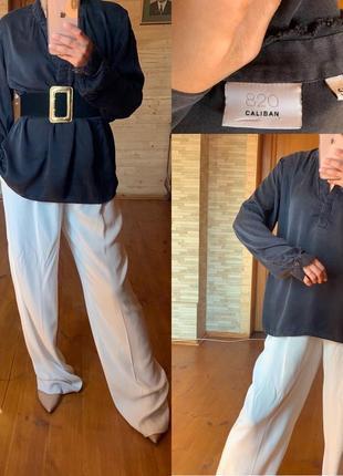 820 caliban оригинал блуза шелк