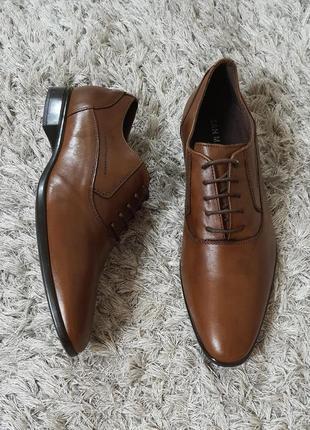 Туфлі fiborg san marina нат.шкіра р.42.