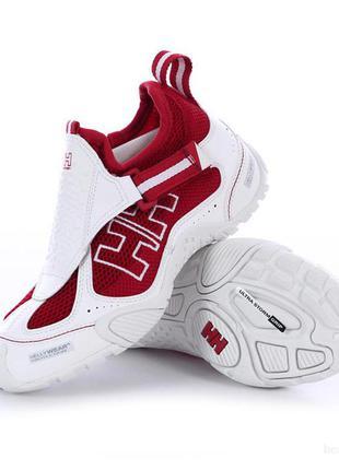 Супер спортивные дышащие кроссовки для фитнеса бега helly hansen  стелька 24.5
