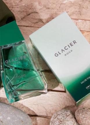 Туалетная вода glacier rock [глэйшер рок] 35667 орифлейм