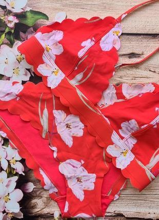 Купальник h&m цветы