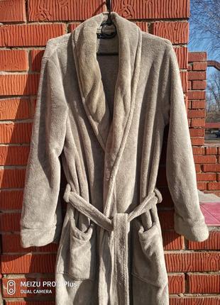 Флисовый халат. tcm tchibo1 фото
