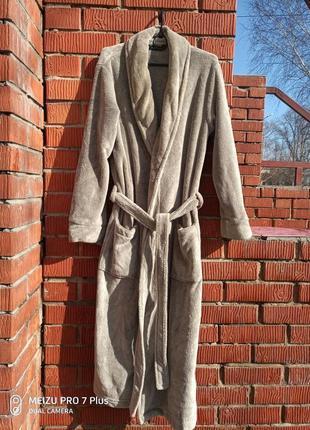 Флисовый халат. tcm tchibo5 фото