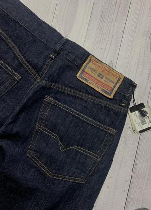 Джинсовые шорты diesel indigo5 фото