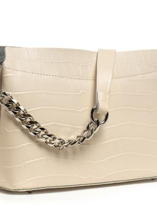 Женская кожаная сумка жіноча шкіряна сумочка клатч кожаный шкіряний