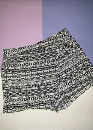 Тканевые шорты женские лёгкие 12, 38 m