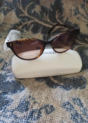 Солнцезащитные очки calvin klein оригинал6 фото