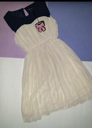 Красивое, стильное женское платье 10, 36, 38 s, m