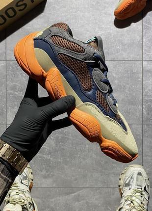 Adidas yeezy boost 500 кроссовки😍