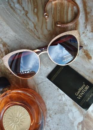 Gian marco venturi очки солнцезащитные оригинал италия golgsun