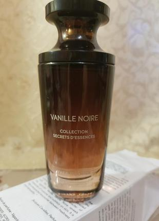 Vanille noire (yves rocher). чёрная ваниль от ив роше (парфюмированная вода, 50мл)