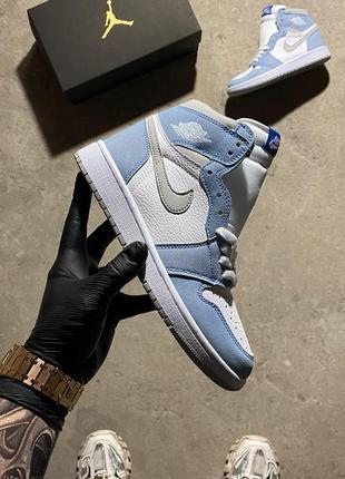 Nike air jordan 1 mid кроссовки😍