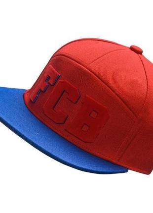 Оригінальна кепка адідас баварія мюнхен adidas official bayern munich fitted cap red/blue