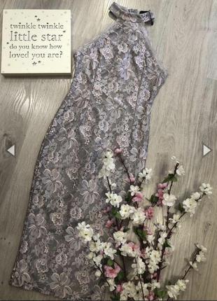Очень красивое облегающее кружевное платье, вечернее платье, коктейльное платье,
