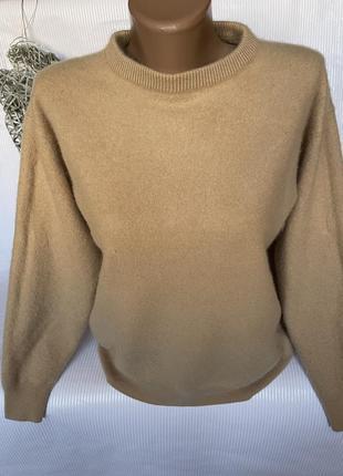 Шикарный свитер 100% кашемир