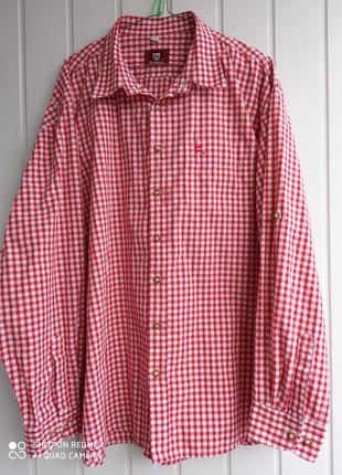 Винтажная рубашка австрия