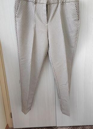 Женские летние брюки штаны под классику р.54-uk18