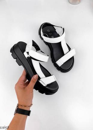 Босоножки сандали натуральная кожа9 фото