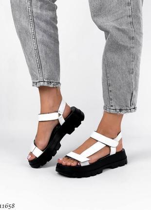 Босоножки сандали натуральная кожа10 фото