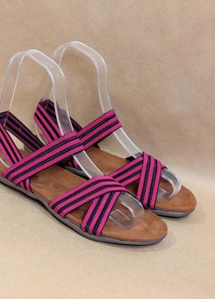 Босоножки сандалии на резинках