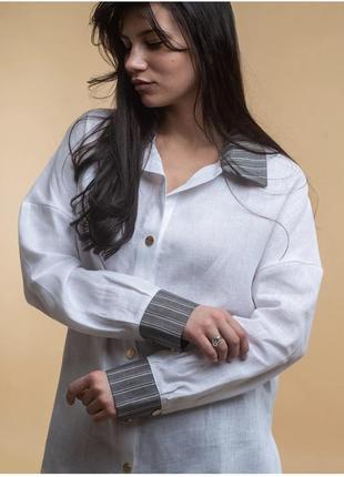 Льняной костюм tilo2 фото