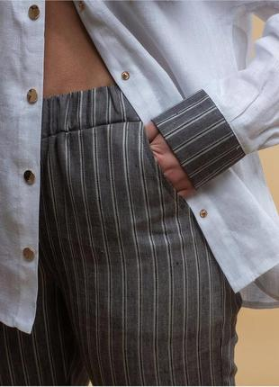 Льняной костюм tilo3 фото