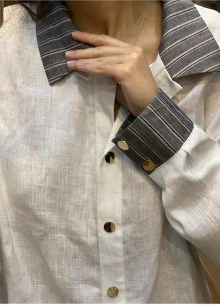 Льняной костюм tilo5 фото