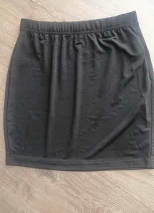 Спідниця юбка чорного кольору розмір виробника хs 🌿
