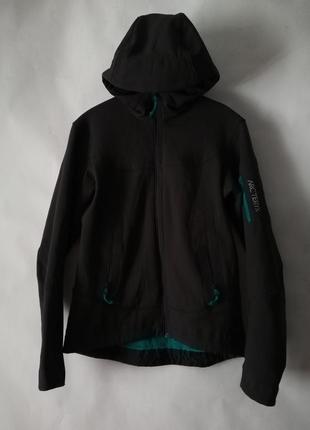 Arcteryx polartec куртка