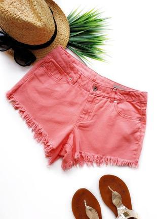 Джинсовые шорты vero moda.1 фото