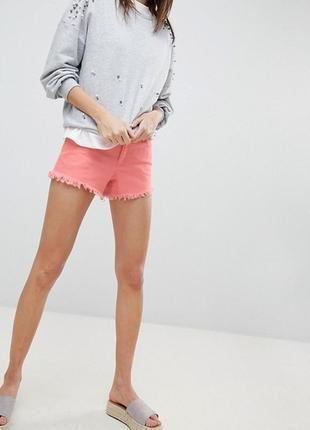 Джинсовые шорты vero moda.2 фото