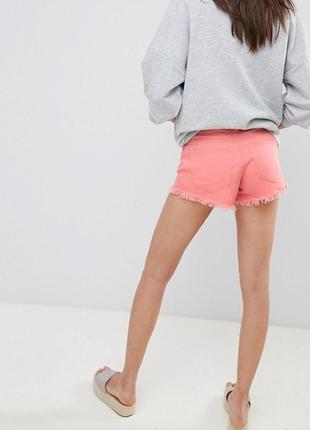 Джинсовые шорты vero moda.3 фото