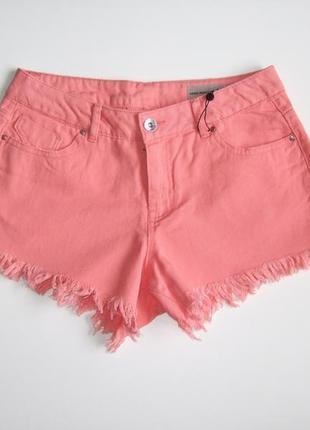Джинсовые шорты vero moda.4 фото