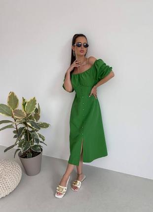 Безумно красивое и воздушное платье миди 250