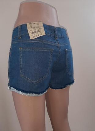 Шорты baggage jeans