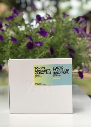Zara tokyo takeshita