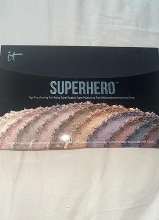 Палетка superhero