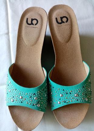 Вишукане взуття для жінки- сабо