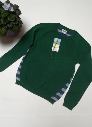 Стильний светер для хлопчика lupilu 4-6 років