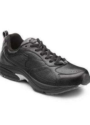 Кожаные кроссовки большой размер