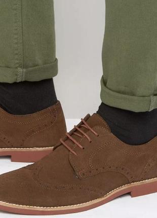 Туфли броги redtape