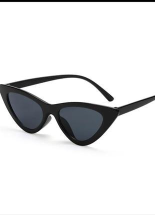 Очки солнцезащитные, тренд 20212 фото