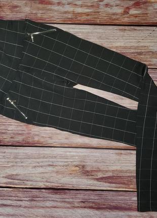 Новые леггинсы  zipperlegging размер м