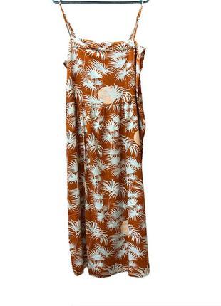 Бронзовое платье сарафан, des petits hauts