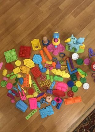 Формочки для пластиліну play doh