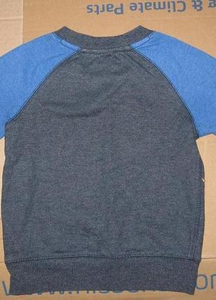Котфта джемпер толстовка теплая с начёсом внутри2 фото