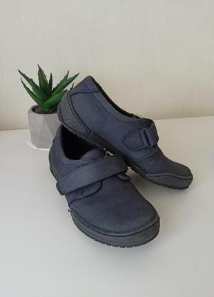 Туфли, мокасины кожаные, 35 размер